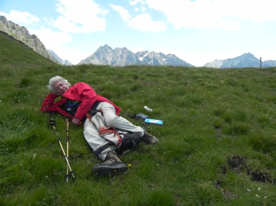 Olivier Sidler - montagne