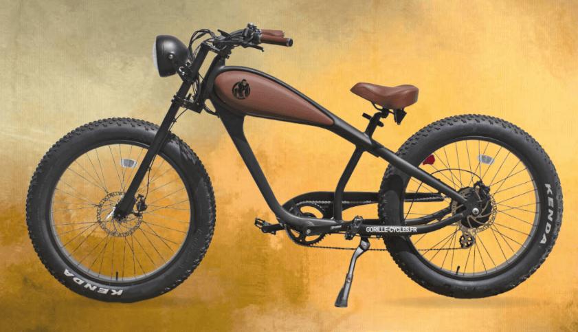 VAE - un vélo déguisé en moto