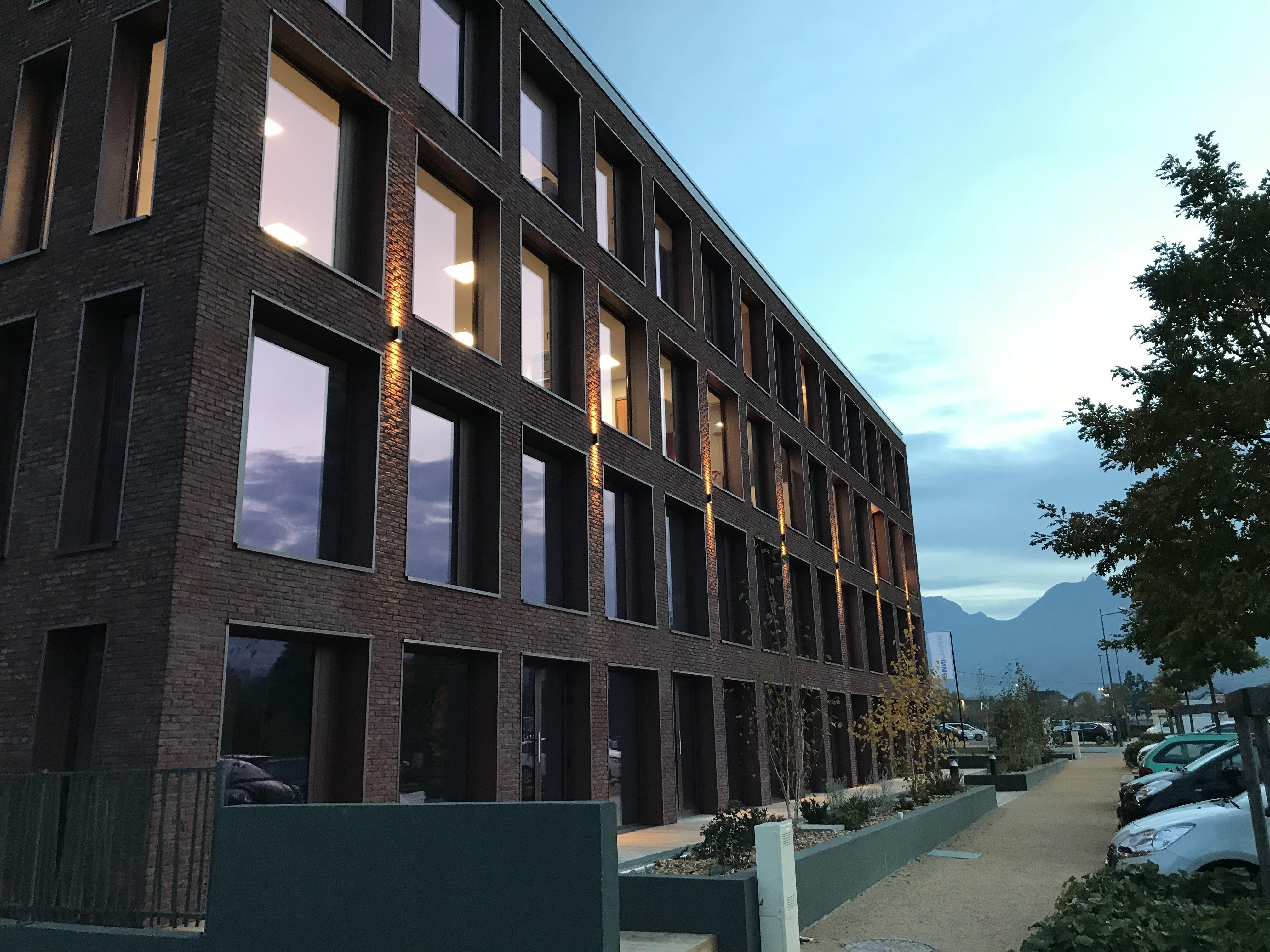façade ouest - RT2012